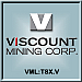 Viscount Mining Corp. logo