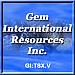 Gem International Resources Inc. logo