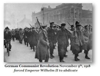 German 1918 Revolution