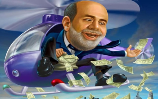 Bernanke Helicopter