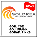 Goldrea Resources Inc.