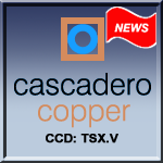 Cascadero Copper Corp.