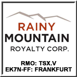 Rainy Mountain Royalty Corp