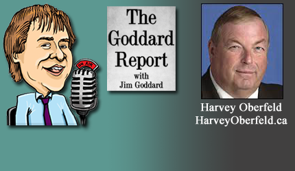 January 6, 2021 : Harvey Oberfeld - Canadian TV News - Manipulated or Incompetent?