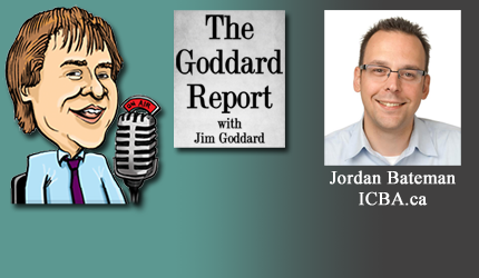 April 29, 2020 : Jordan Bateman - Governments and