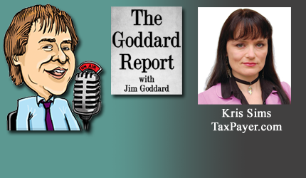 July 9, 2020 : Kris Sims - Taxpayers Federation Needs New Debt Clock!