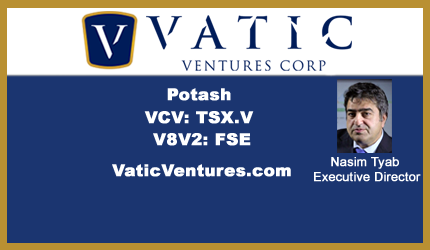 April 4, 2018 : Nasim Tyab - Introduction to Vatic Ventures