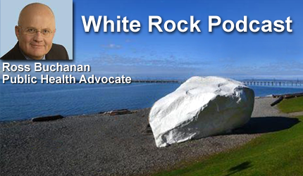 August 14, 2018 : Ross Buchanan - Toxins in Tap Water - Expert coming to White Rock