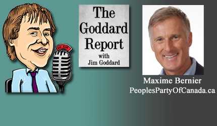 February 19, 2020 : Maxime Bernier - Canada's Socialist Government and Out of Control Spending