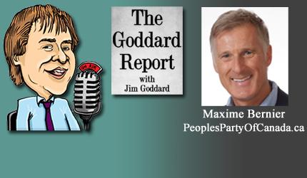 September 24, 2020 : Maxime Bernier - Throne Speech, Higher Taxes, and The Queen