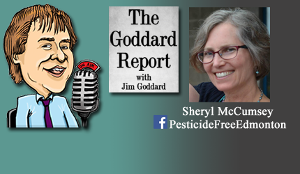 November 26, 2020 : Sheryl McCumsey - Mental Illness, Pesticides, and Diet