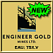 Engineer Gold Mines Ltd. logo