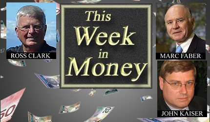 March 7, 2020 : Ross Clark, Marc Faber, John Kaiser, Larry Reaugh