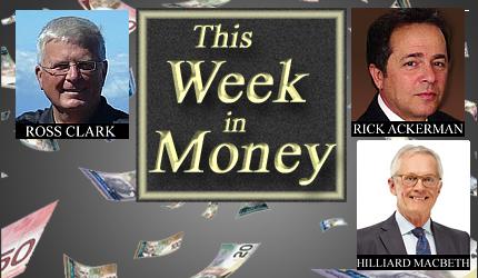 October 3, 2020 : Ross Clark, Rick Ackerman, Hilliard MacBeth, Larry Reaugh