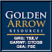 Golden Arrow Resources Corp. logo