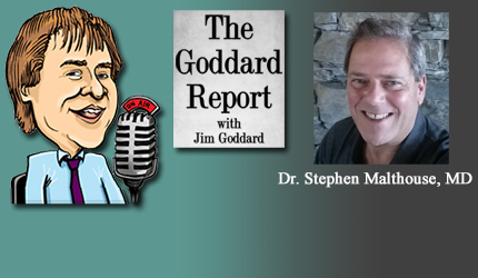 November 3, 2020 : Dr. Stephen Malthouse - Are Masks and Lockdowns Bad For Your Health?