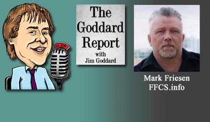December 1, 2020 : Mark Friesen - Canada, Freedom, Globalism, Communism