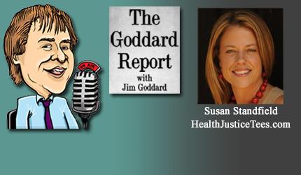 May 20, 2021 : Susan Standfield - Canada, Human Rights, Nuremberg, Free Speech, Vaccine Passports