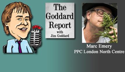 September 9, 2021 : Marc Emery - Agenda 2030, Marijuana, CBC and Facebook