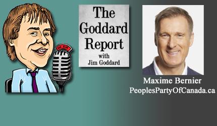 September 8, 2021 : Maxime Bernier - Mad Max Election Tour