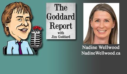 September 8, 2021 : Nadine Wellwood - Freedom vs. Tyranny, Parachuting Politician from Ontario